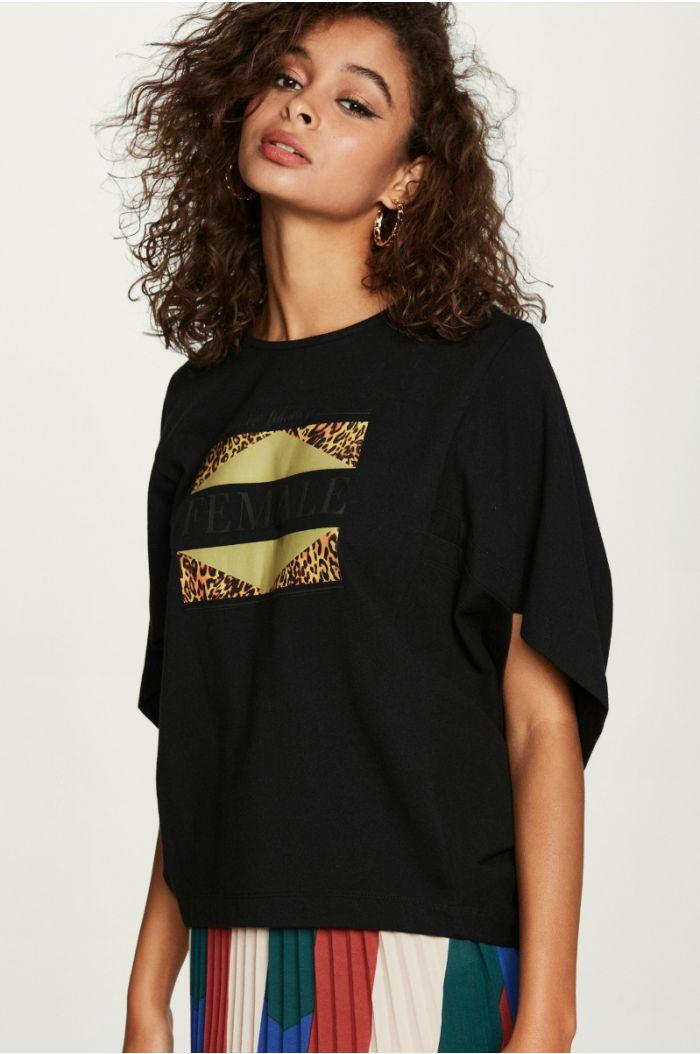 Wide Sleeves Sweatshirt