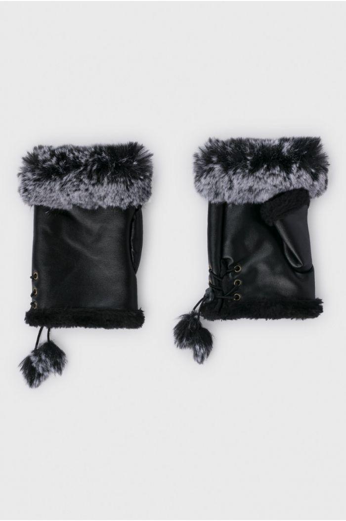 Half hand gloves