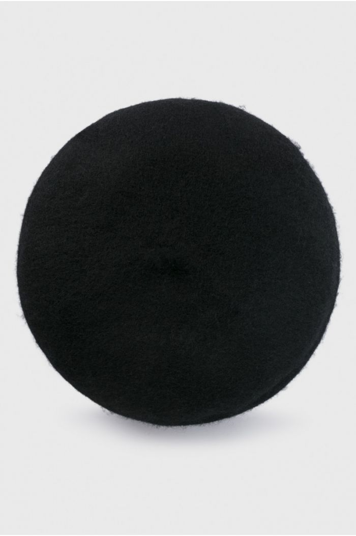 Rounded hat