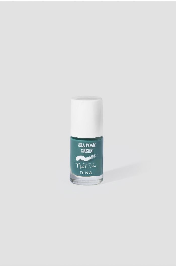 SEA FOAM GREEN Nail Polish