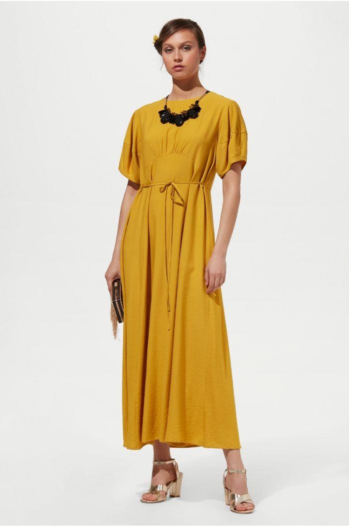 High Waistline Dress