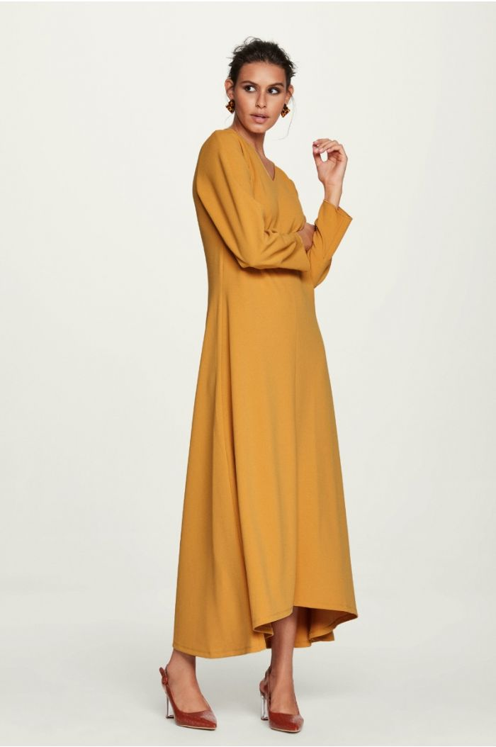 High - Low Simple Dress