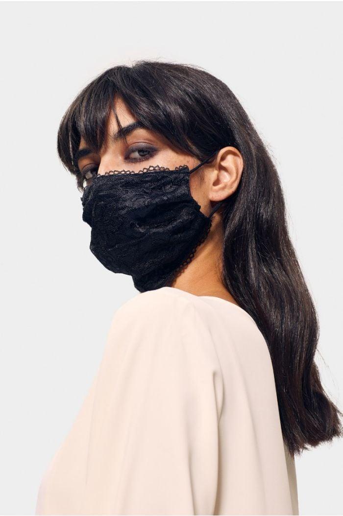 Dantel face mask