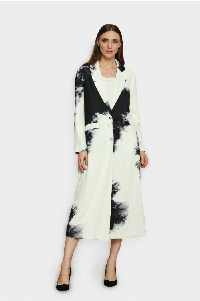 Printed Coat